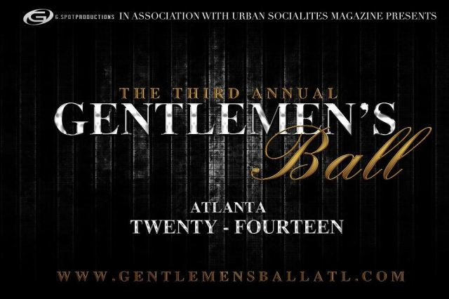 Gentlemen's Ball