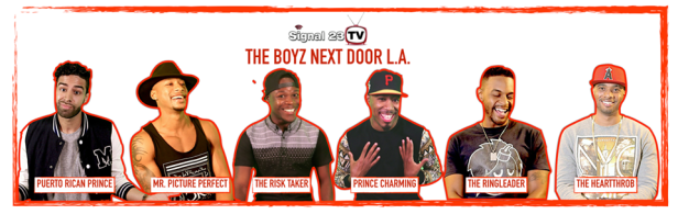 The Boyz Next Door LA